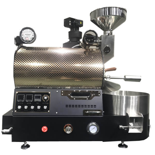 2Kg Gas Roaster Upgraded Version Coffee Bean Roasting Machines For Coffee Shop