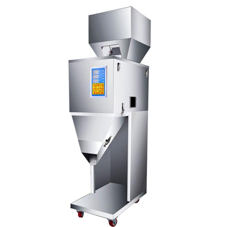 999G 1Kg Filling Machine Coffee Powder Filling Machine Coffee Bean