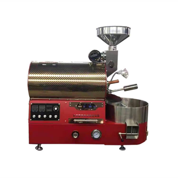 1Kg Coffee Roaster Coffee Bean Roasting Machine For Coffee Shop