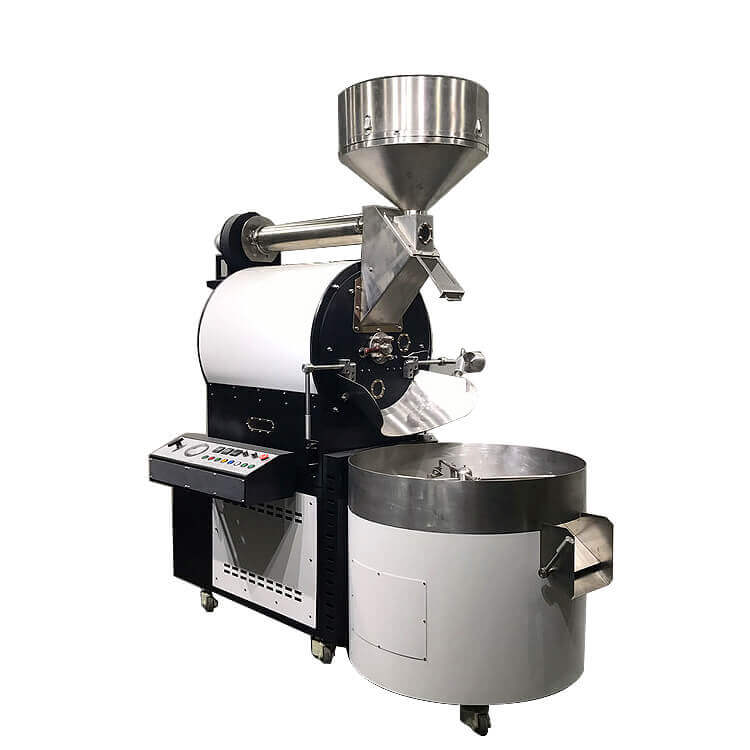 30Kg Coffee Roaster China Gas Coffee Roaster Commercial Coffee Roaster For Sale