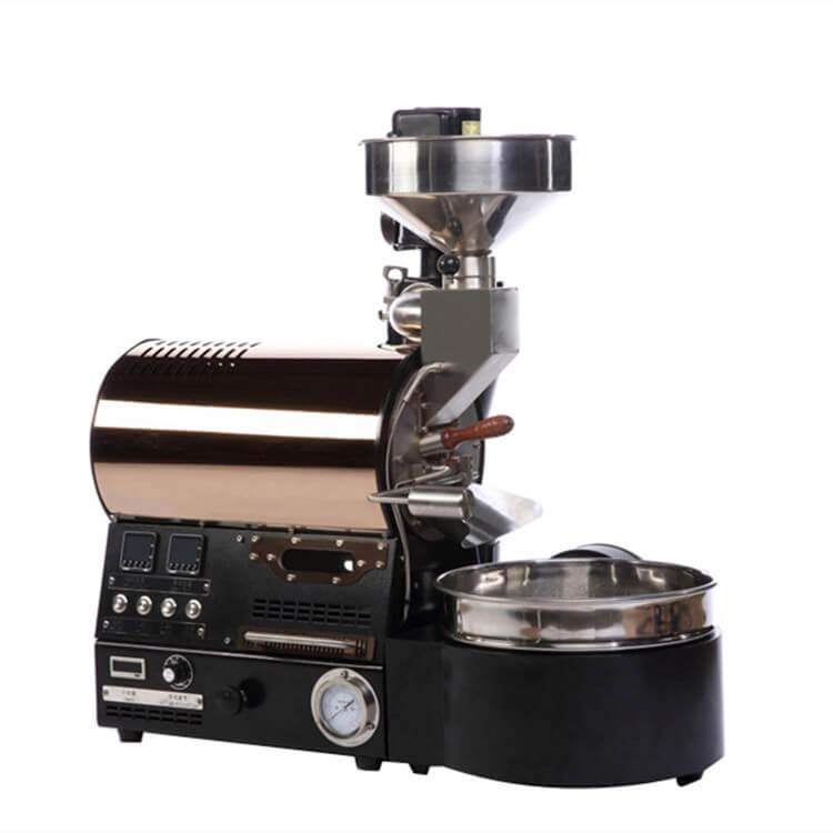 600G Gas Coffee Roaster Coffee Bean Roasting Machine