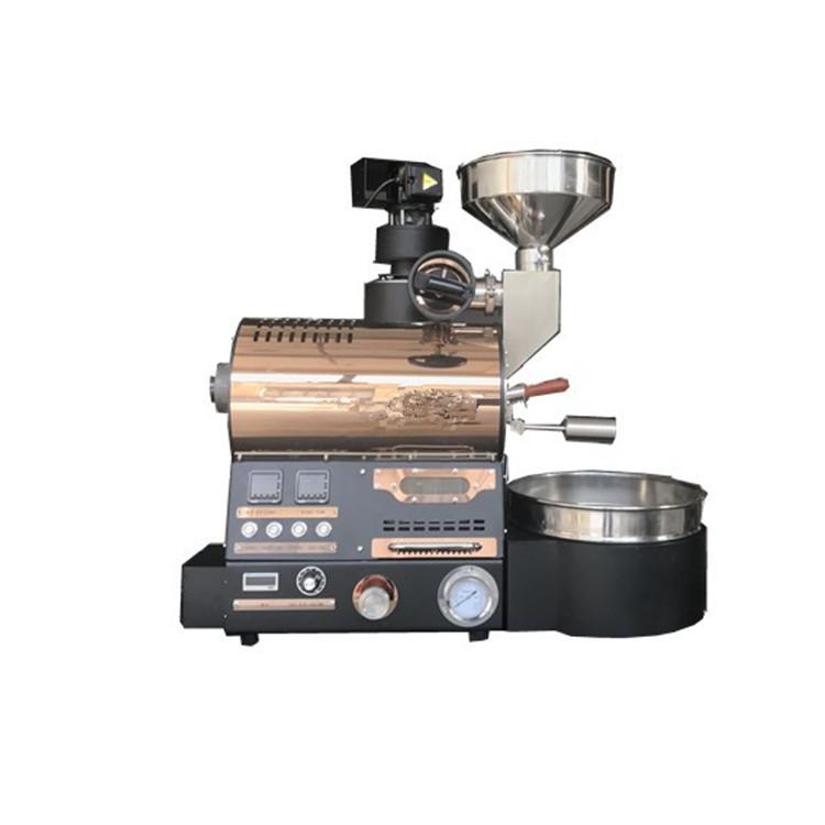 600g gas coffee roaster coffee bean roasting machine 7