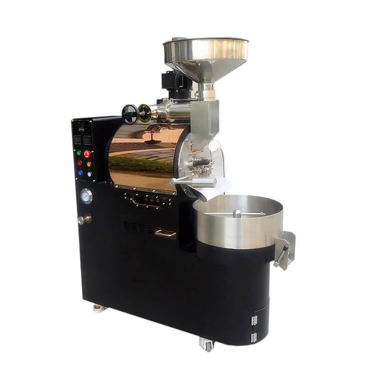 Small Industrial Coffee Roasting Machines 3Kg Capacity Coffee Roaster