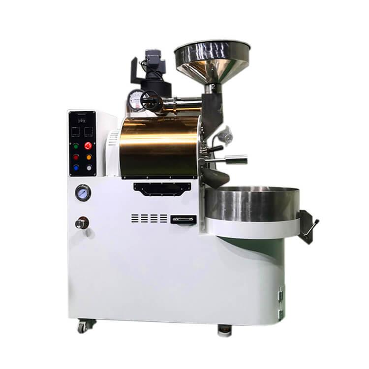 Small industrial coffee roasting machines 3kg capacity coffee roaster 6