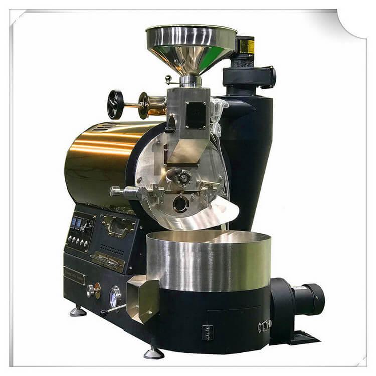 Electric Coffee Roaster Hot Air Coffee Bean Roasting Machine Electric