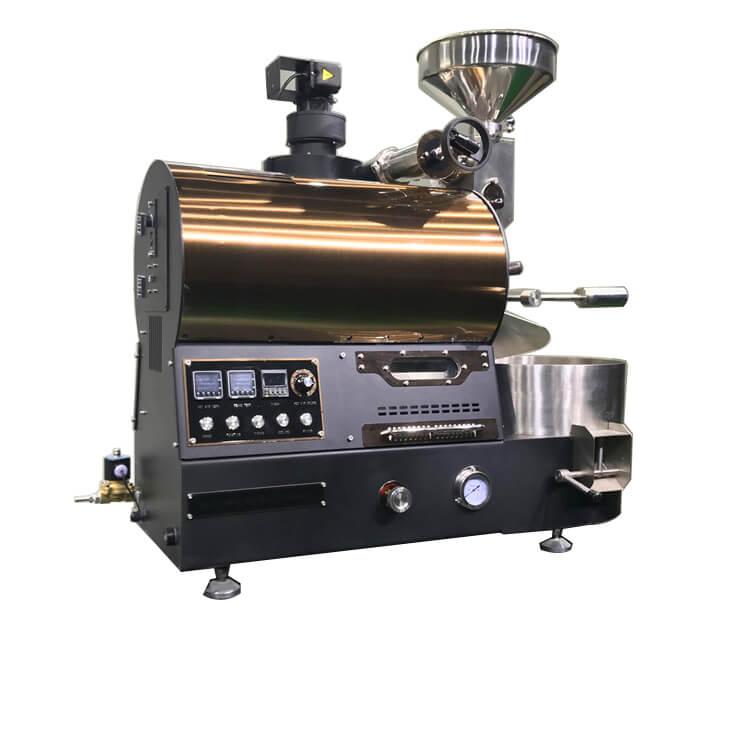 Gas Coffee Roasters 1Kg Commercial Coffee Roaster