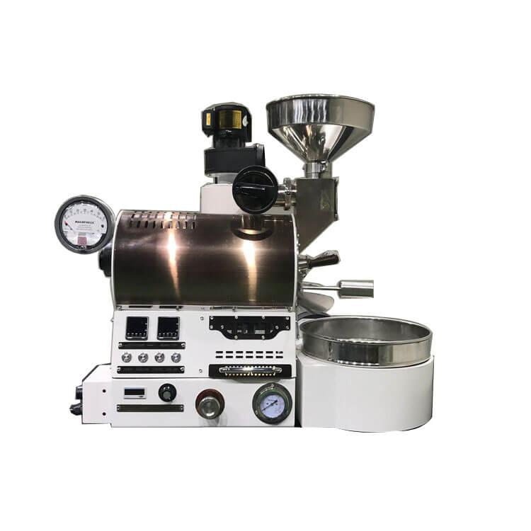 Hot Air Coffee Roaster Gas Coffee Roasting Machine